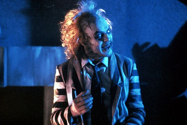 Michael Keaton in 'Beetlejuice'