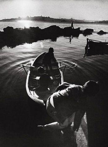 Ara Güler. Lost Istanbul: 1950s and 60s