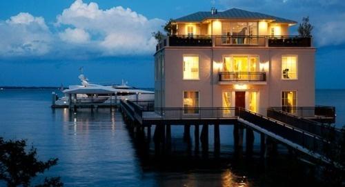 Quiero una casa así, y ahí :)