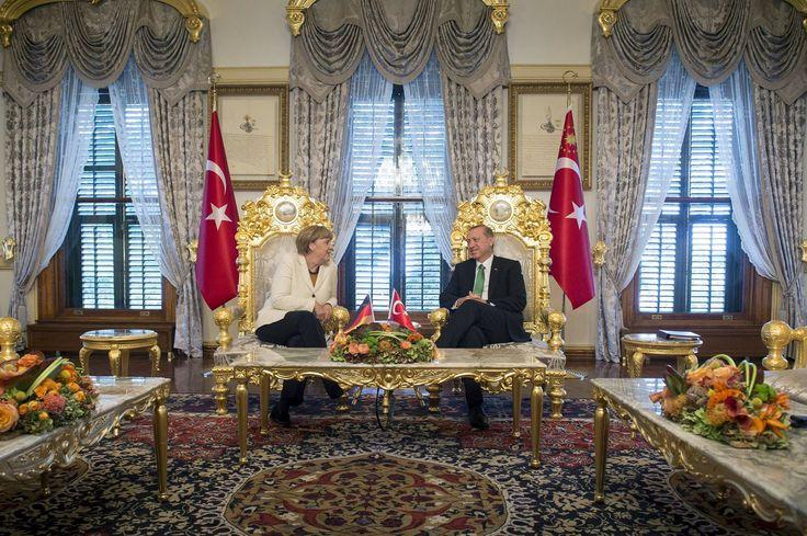 Merkel & Erdoğan