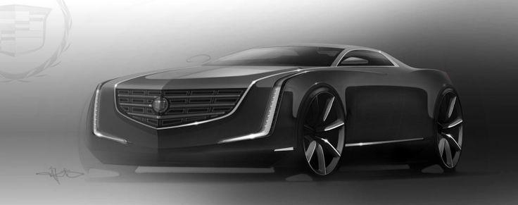 Cadillac Elmiraj concept 15.8.2013 [16th Aug, 2013]