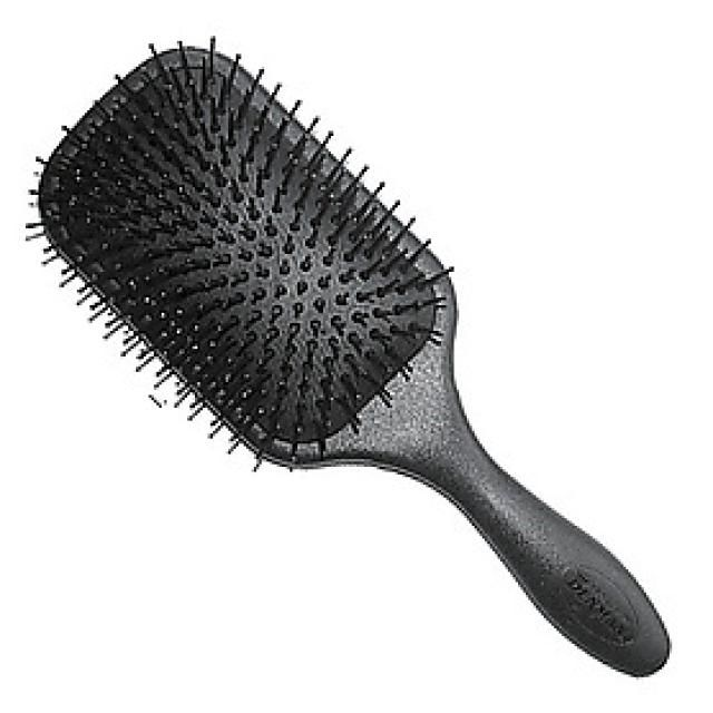 The Best Hair Brushes - A list of Pro Favorites: DENMAN Paddle Brush