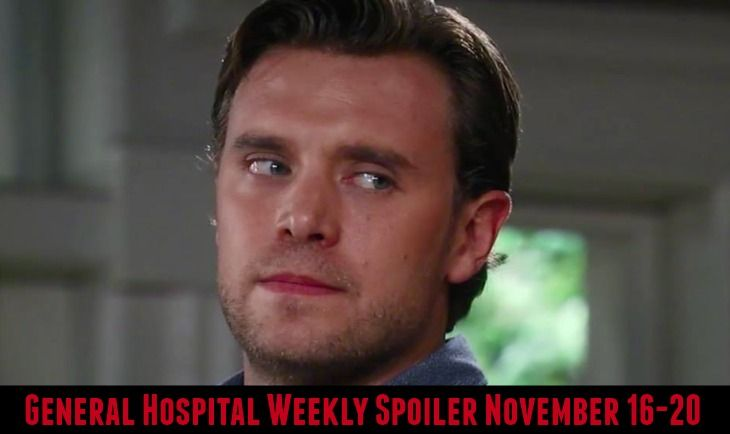 'General Hospital' Spoilers Week Of November 16-20: Sam and Liz At War - Morgan Out Of Control, Jason Heads To Cassadine Island | Soap Opera Spy