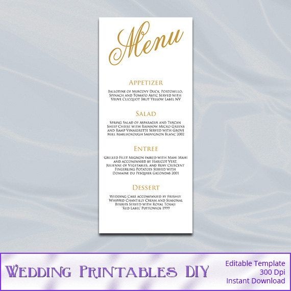 24 best Annie\/Rob Menus images on Pinterest Annie, Wedding - postcard template word