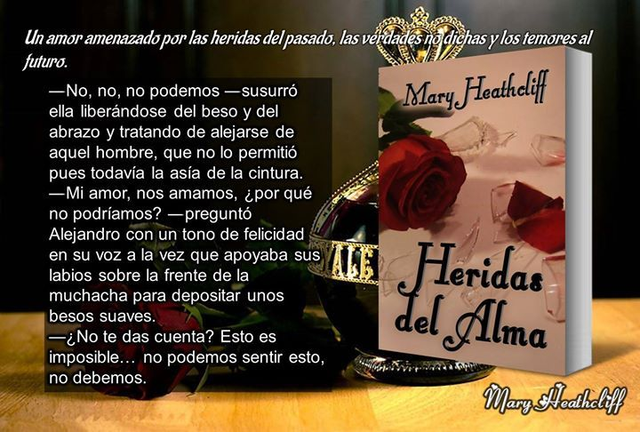 #HeridasDelAlma de  #MaryHeathcliff en #OverDrive http://ift.tt/2nJTOwN
