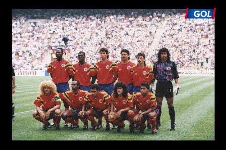 La historia de las camisetas de la Selección Colombia en fotos | Mayores…