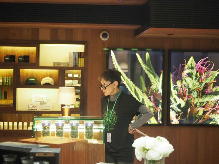 Fancy pot shop in Colorado is like Whole Foods for marijuana Silverpeak Apothecary in downtown Aspen, Colorado is a high end pot shop with a socially conscious approach to cannabis.