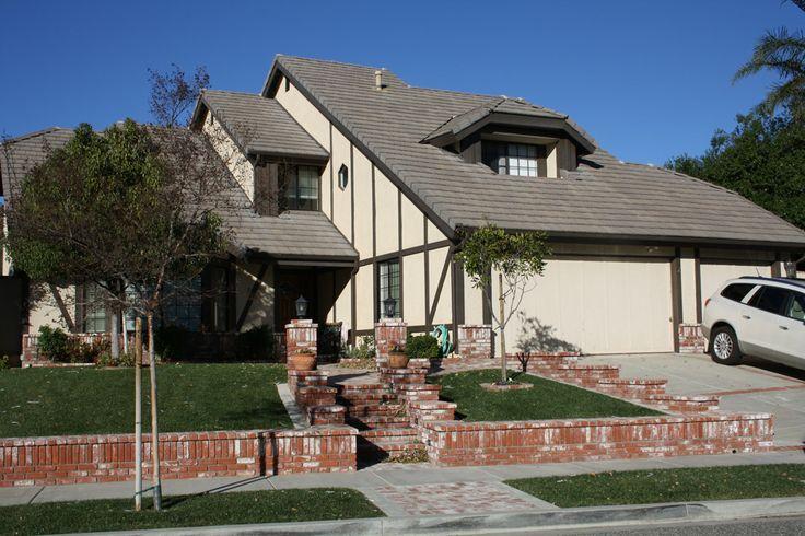 Poltergeist' House . 4267 Roxbury Street, Simi Valley, California, USA