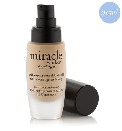 miracle worker   philosophy foundation (tinted moisturizer/sunscreen)
