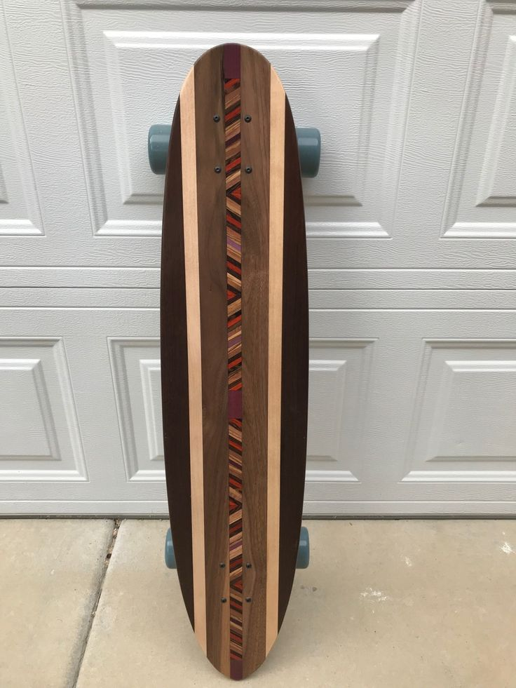 Great for laminating in to skateboard decks, or other unintended places - made by Larry F.