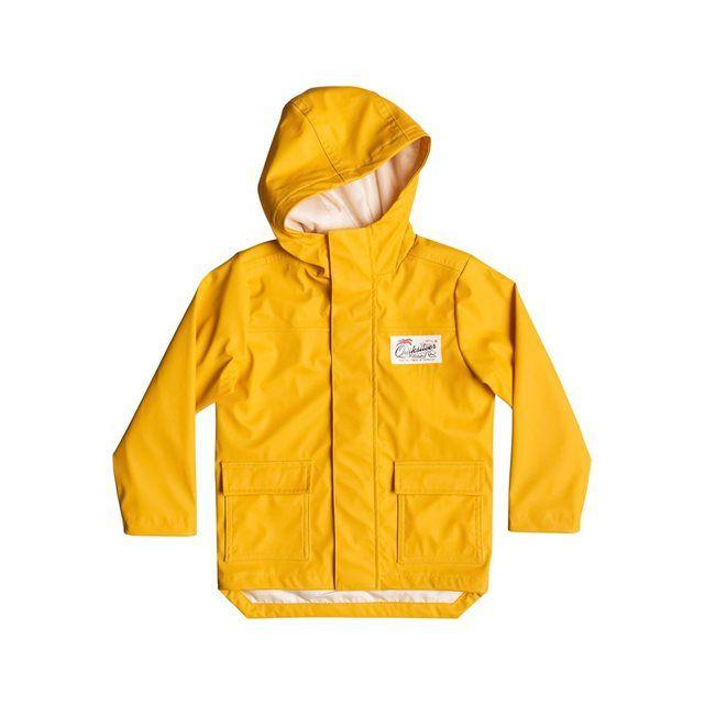 Imperméable jaune Deep Rain QUIKSILVER