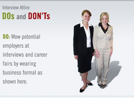 interview attire for women - How To Dress For An Interview Dress Code Factor
