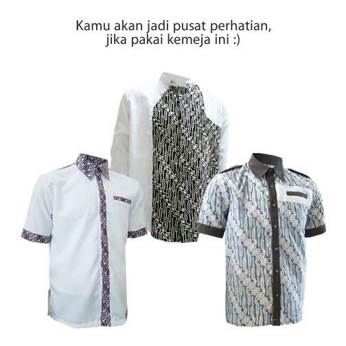 Kamu pun akan jadi pusat perhatian jika pakai kemeja batik Medogh :D  #kemejabatikmedogh  http://medogh.com/baju-batik-pria/kemeja-batik-pria
