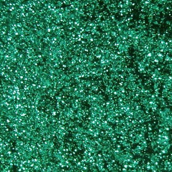 "2 lb / 907g Rich Emerald Green .025"" Metal Flake Auto Paint Additive LF8732 #LuxeFlake"