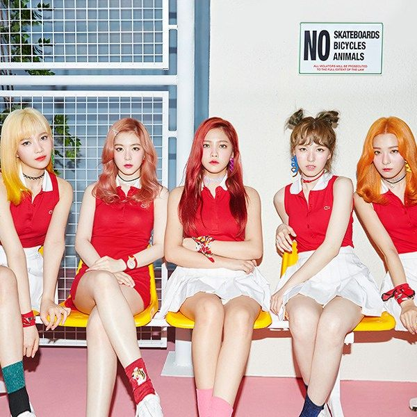 레드벨벳 Red Velvet  iTunes Album  Single Discography [iTunes Plus AAC M4A] Mp3