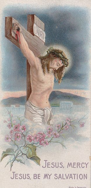 Crucifixion by profkaren, via Flickr