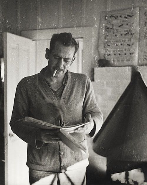 Six Tips on Writing from John Steinbeck | Brain Pickings
