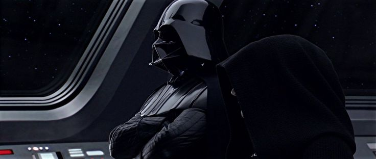 20 Facts You Probably Didn't Know About Star Wars - It took three actors to portray Darth Vader. The voice was actor James Earl Jones, the face was Sebastian Shaw and the body under the suit was David Prowse.