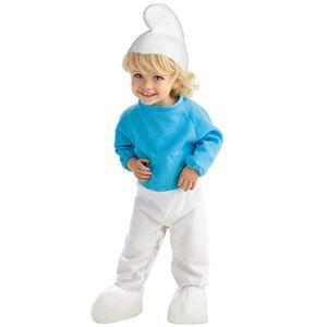 Smurfs: The Lost Village Smurf Toddler Costume - 392051   trendyhalloween.com