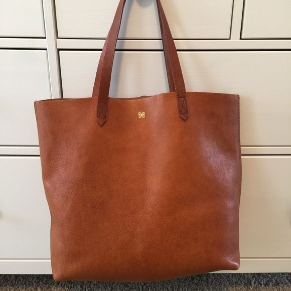 Madewell Transport Tote Authentic tote. In good used condition. Madewell Bags Totes