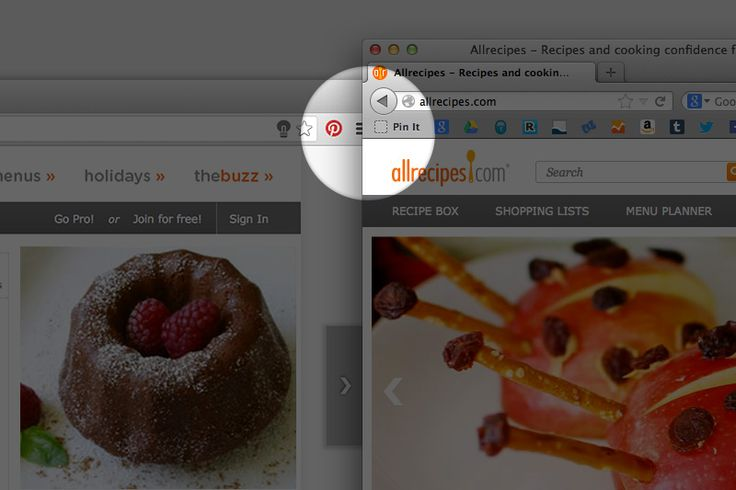 Smarter pinning from the web #pinterest