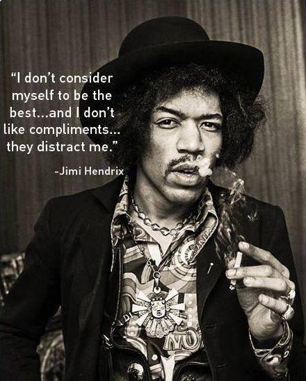 Jimi Quote #Tribut #JimiHendrix