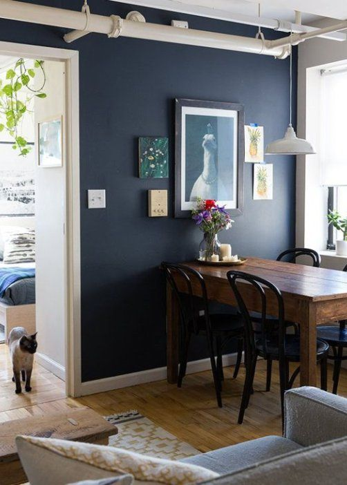100 best paint dark blues images on pinterest bedroom for Paint colors with high lrv