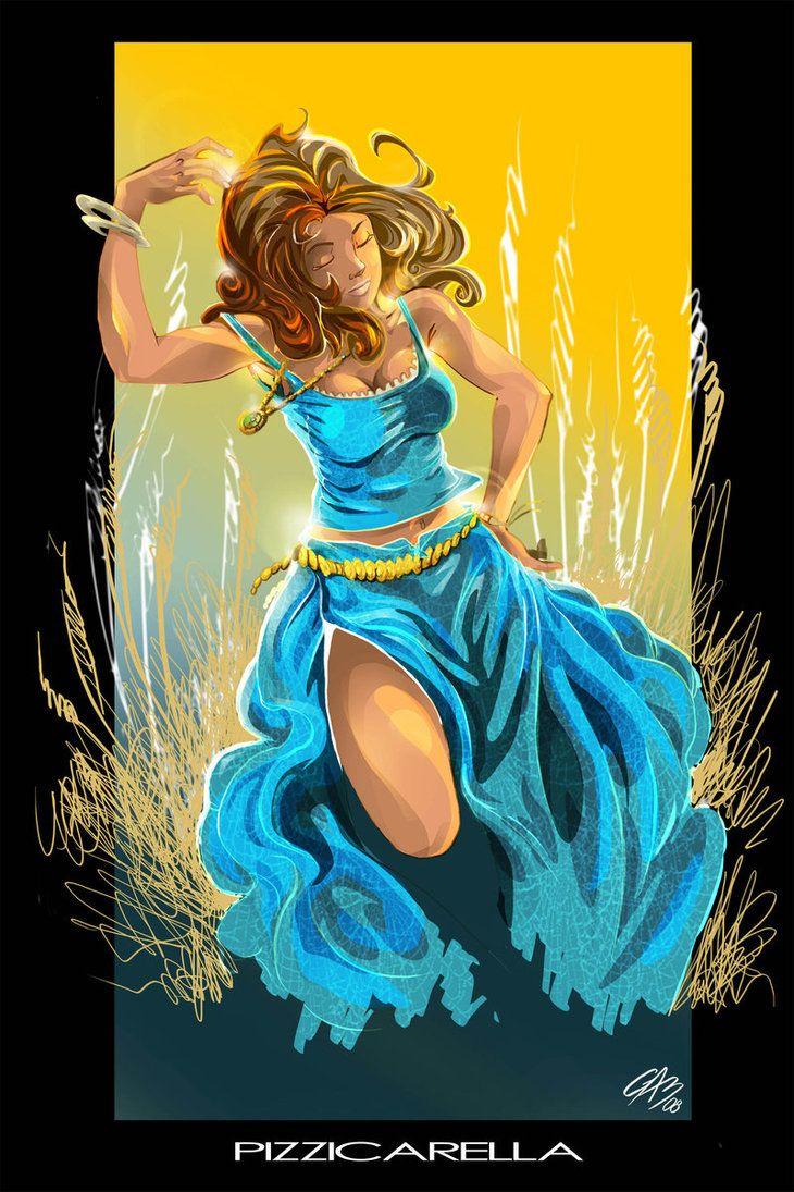 Taranta Comics and Digital!  Ecco l'autore http://gabriocs.deviantart.com/