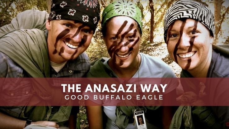 """Ezekiel Sanchez (Good Buffalo Eagle), co-founder of Anasazi Foundation, talks about """"The Anasazi Way."""" Anasazi Foundation is a wilderness therapy philosophy that is less about a change of behavior and more about a change of heart."""