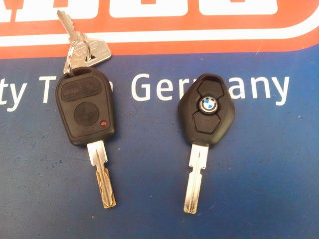 Copia de llaves con mando de BMW 525 ¡en 15 minutos! en CarKey #bmw #llavesbmw #llavesdebmw #llaves #llavesdecoche