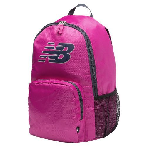 New Balance  Men's & Women's Daily Driver II Backpack - Pink (500189POI)