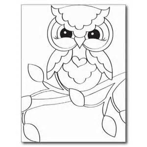 baby owl coloring pages bing images - Owl Coloring Pages