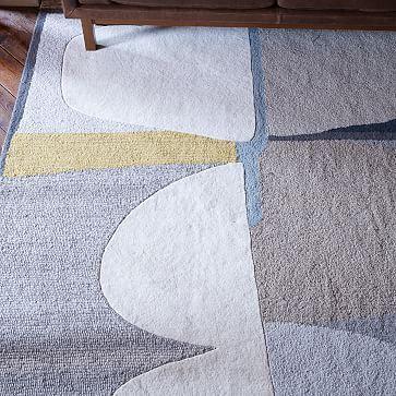 Christopher Wynter Abstract Wool Rug - Multi #westelm