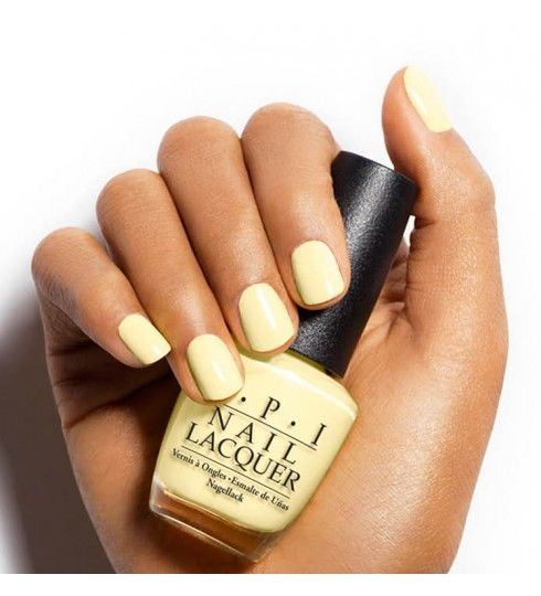 One Chic Chick - Oranges & Yellows - Shades - Nail Lacquer   OPI UK £12.50