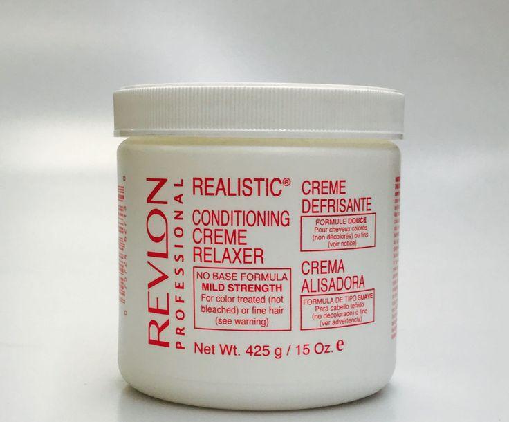 Revlon Professional Conditioning Creme Relaxer Mild Strength (15 Oz)