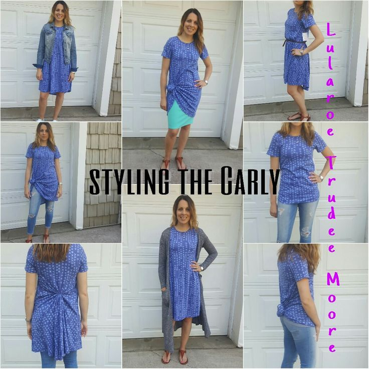 Styling the Lularoe Carly Dress Lularoe Trudee Moore https://m.facebook.com/groups/1694125824188053?ref=bookmarks
