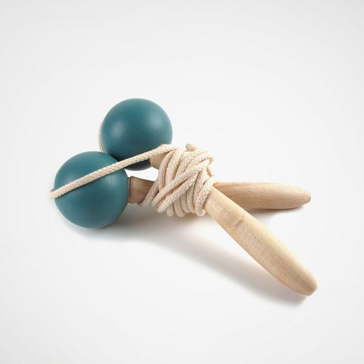 Springseil Pastel blue