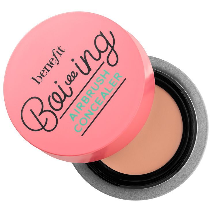 Shop Benefit Cosmetics' Boi-ing Airbrush Concealer at Sephora. It delivers soft-focus, sheer-to-medium coverage.