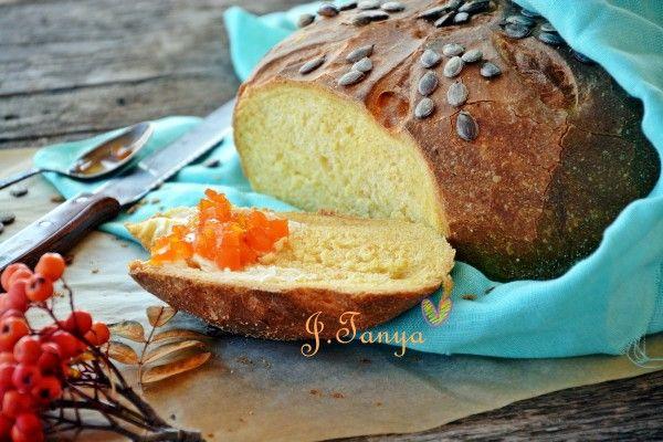 Увидев в ленте новостей Танюшин tata2706 рецепт Тыквенного хлеба я просто не смогла пройти мимо!!! Этот цвет.... эта текстура, ну просто сказка... а когда прочла рецепт…