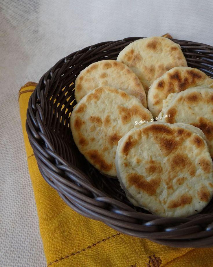 Szybkie gotowanie: Proziaki podkarpackie, czyli ekspresowe pieczywo z patelni