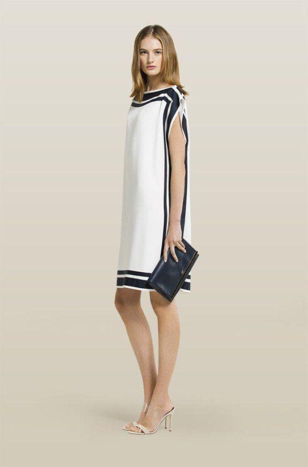 Rebajas Carolina Herrera de verano 2015 | Propuestas vestido navy                                                                                                                                                                                 Más