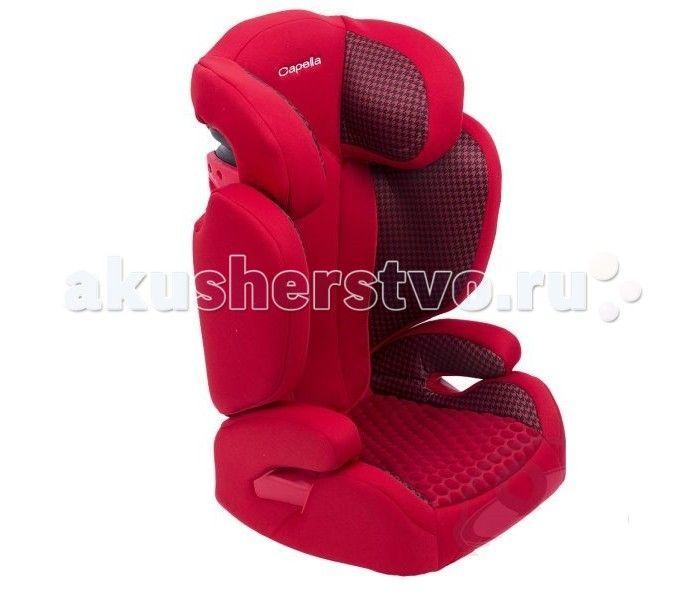 Автокресло Capella S2311  Автокресло Capella S2311 создаст вашему крохе комфорт, максимальную безопасность и уют во время путешествия или просто поездок.  Особенности: У модели приятная расцветка чехла, он изготовлен из воздухопроницаемой ткани, который можно с легкостью снять и постирать в стиральной машине на щадящем режиме. У кресла регулируется спинка в 4 положениях, подголовник в 3 положениях. Выполнено кресло из прочного пластика, тем самым защищает ваше чадо от внезапных ударов…