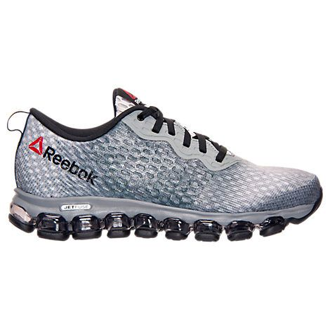 Men's Reebok ZJet Thunder Running Shoes - V67157 WBK | Finish Line