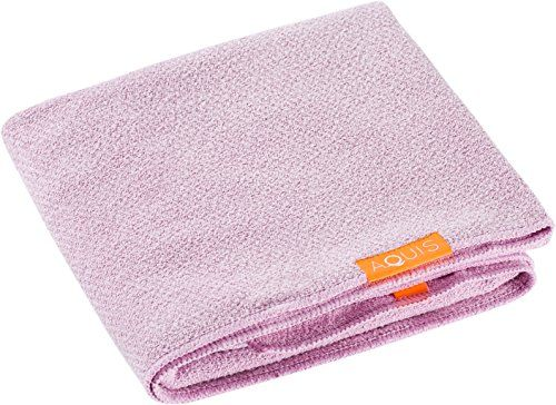Aquis Hair Towel Lisse Luxe 19 X 42  Desert Rose ** Find out more about the great product at the image link.