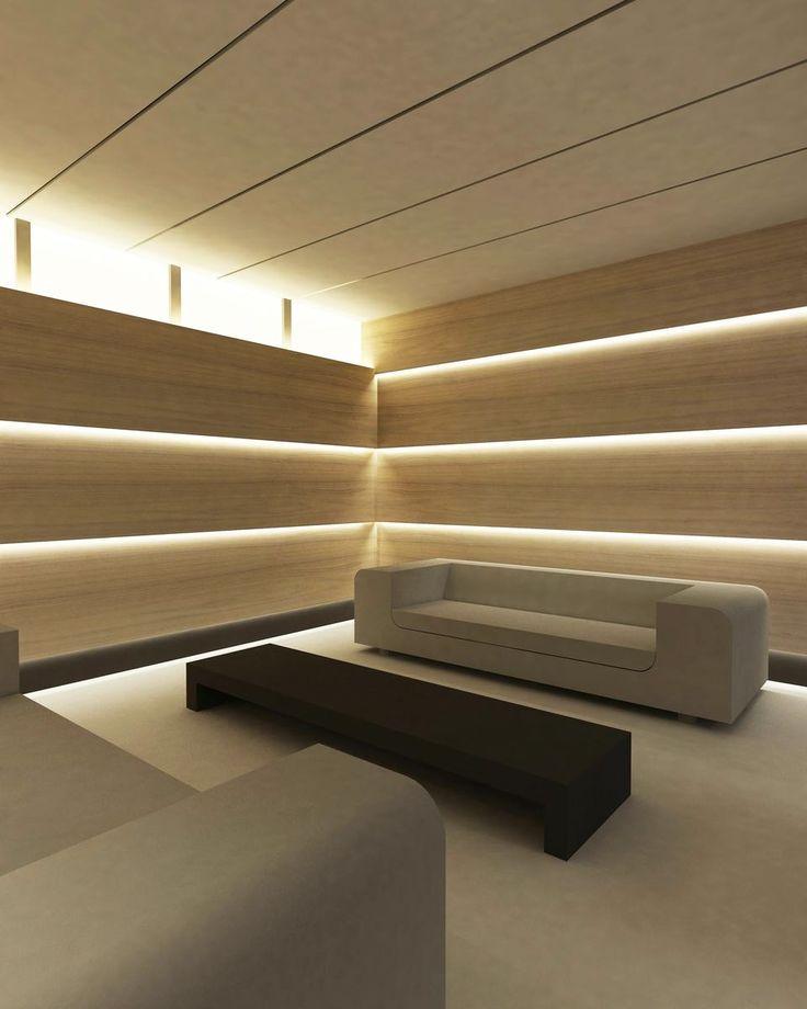 Airport VIP lounge. Design inzinkestudio
