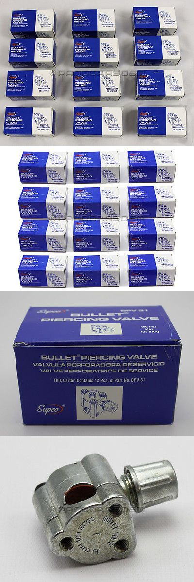 Other Major Appliances 20715: Bpv31 Refrigeration Bullet Piercing Tap Valves, 12 Pack -> BUY IT NOW ONLY: $33.19 on eBay!