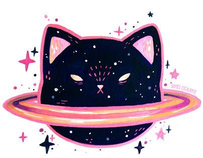 Cosmic Cuties Sticker Pack