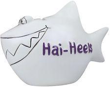 KCG 101473 - Spardose Fisch - Hai-Heels