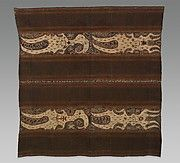 Woman's Ceremonial Skirt (Tapis) | Lampung | The Met