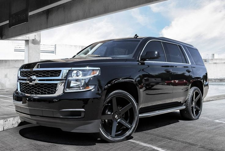 Black Chevy Tahoe 2018 cocoa interior | 2016 Tahoe Ltz Black | 2017 - 2018 Best Cars Reviews ...